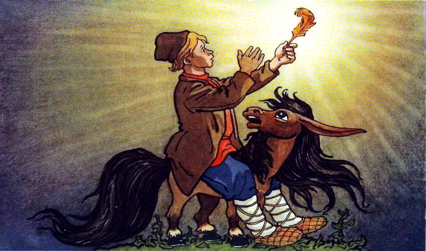 Пётр Ершов: сказочник или предсказатель?