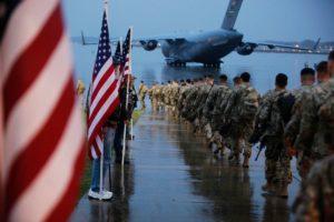 Америка готовится к третьей мировой войне