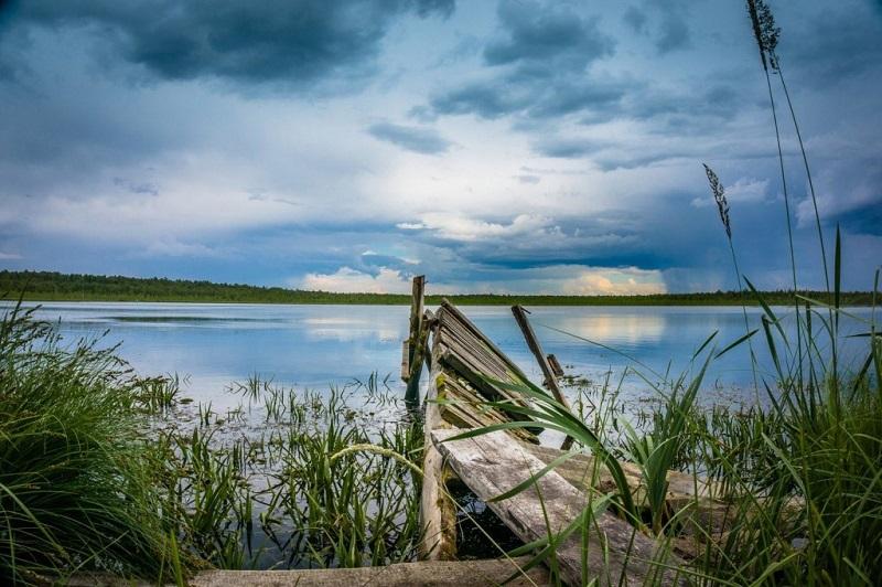 Озера омской области картинки