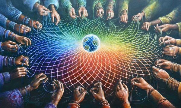 Единение человечества