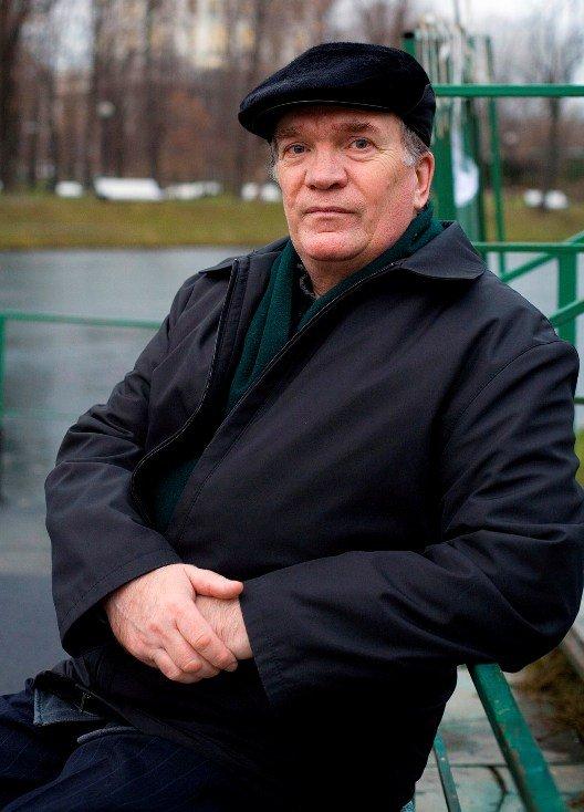 Писатель Михаил Николаевич Речкин