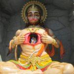 Окунево – место, связанное с храмом Ханумана?