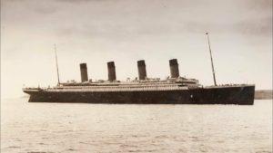 Девочка с «Титаника»