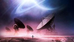 Эвакуация с Земли силами инопланетян