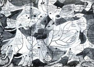 Древняя карта Сибири