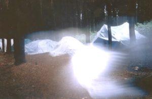 Явление духа в Окунево
