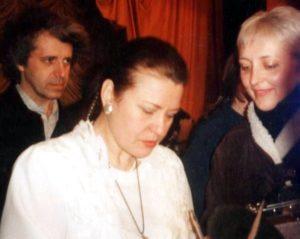 Валентина Толкунова в Окунево